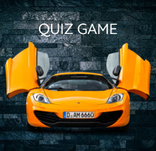 Car Model Quizzes - how knowlegeable are you when it comes to vehicles models