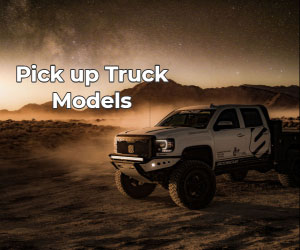 List Of All Pickup Trucks Car Models