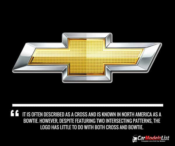 Chevrolet Logo Meaning and Description