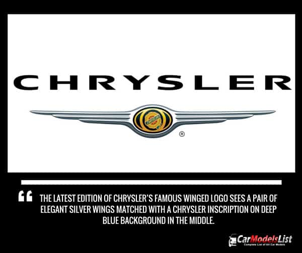 Chrysler Logo Meaning and Description