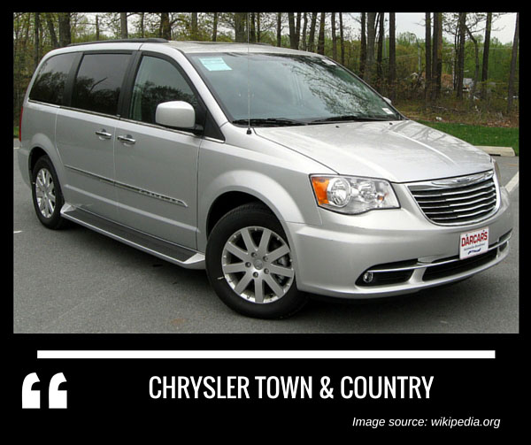 Complete List Of All Chrysler