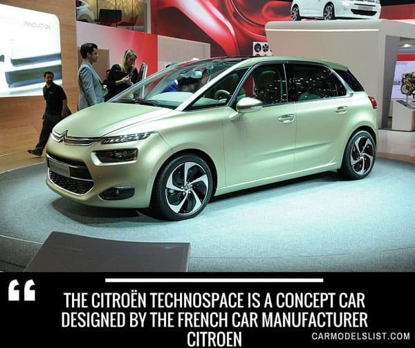 Citroen Technospace