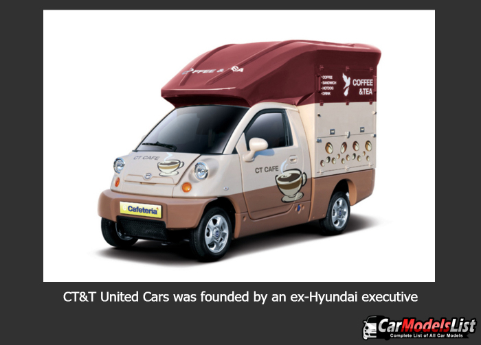 CT&T United Cars was founded by an ex Hyundai executive