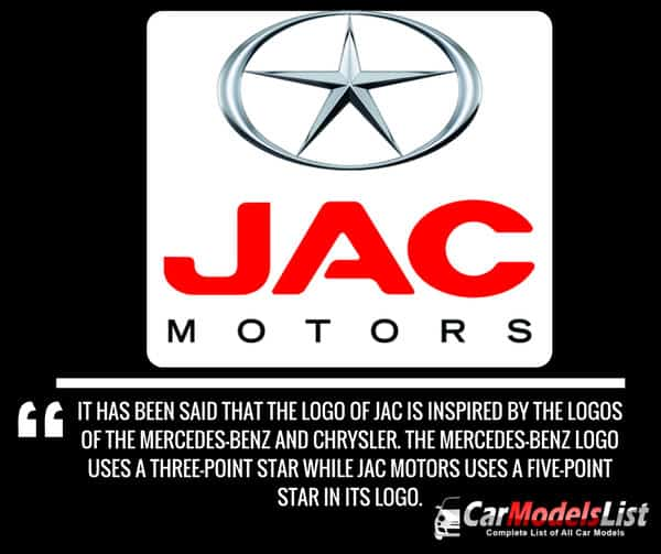 JAC logo meaning and description