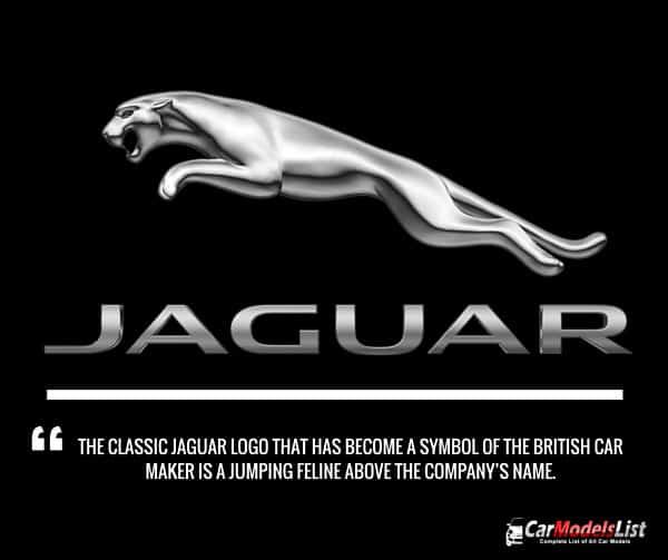 Jaguar Logo Meaning and Description