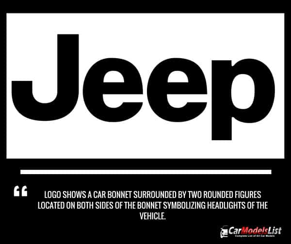 Jeep Logo Meaning and Description