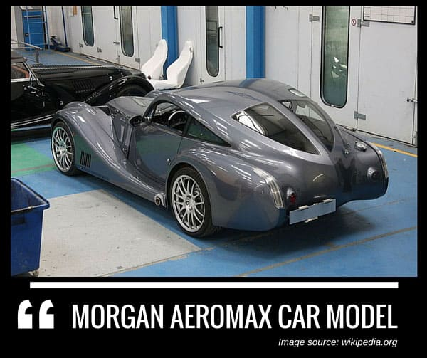 Morgan AeroMax car model