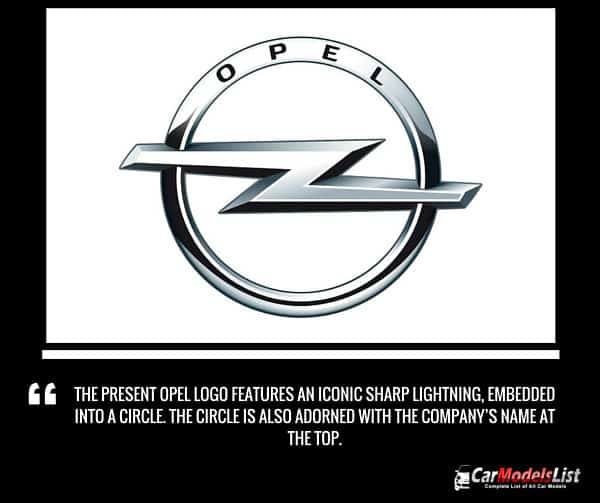 Opel Logo Meaning and Description