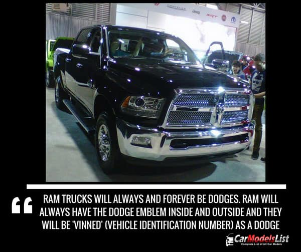 Ram Dodge car models