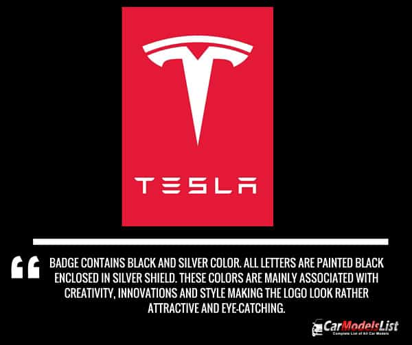 Tesla Logo Meaning and Description