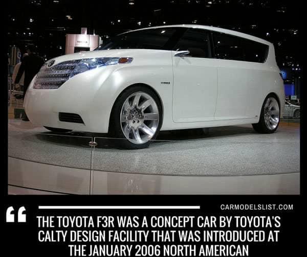 Toyota F3R