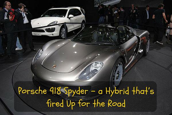 Porsche Car Models List