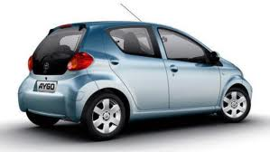Toyota Aygo Car Models List