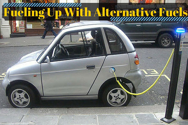 Electric Car Alternative Fuel