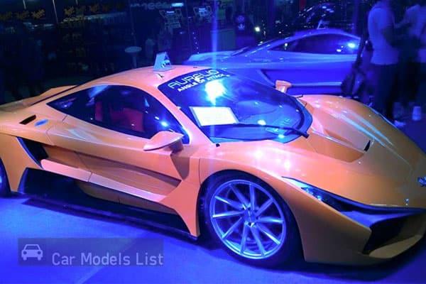 Wow Car Model