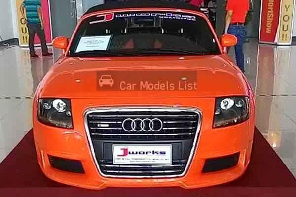 Audi Car Model