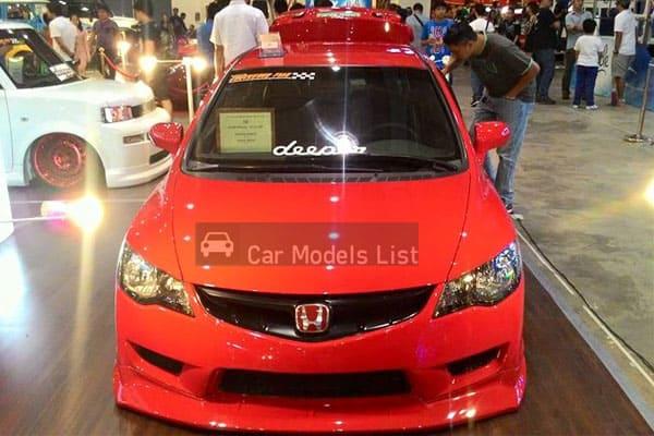 Honda Car Model