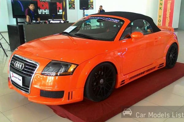 Audi Car Design