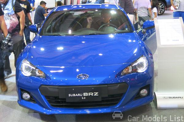 Subaru BRZ 2.0