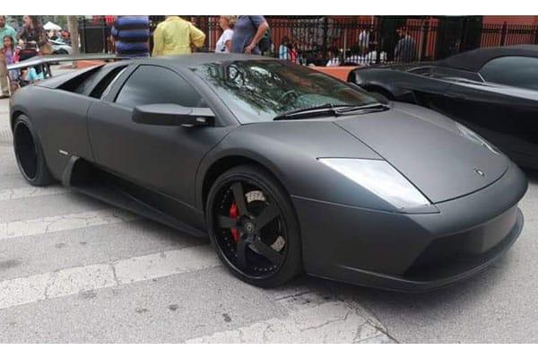 black-exotic-car