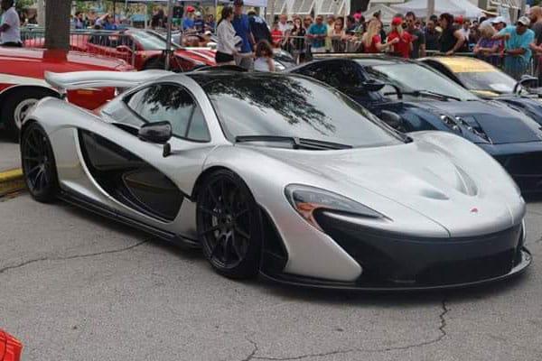 fast-car-model