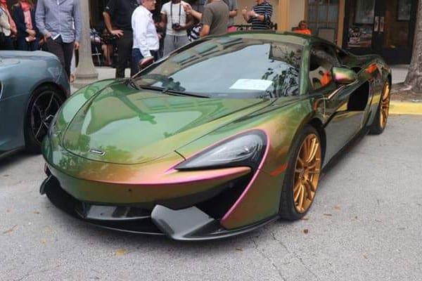 gradient-car