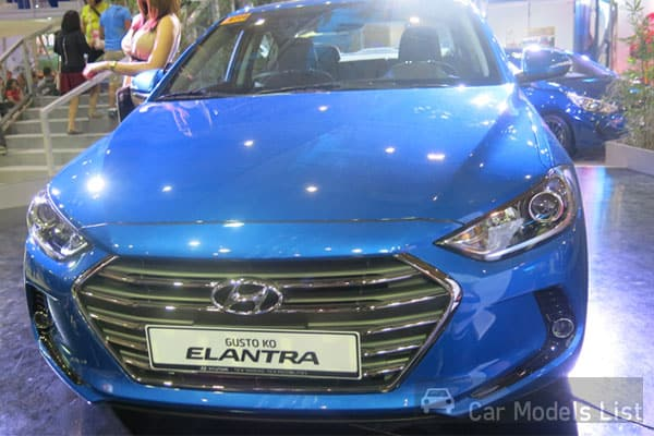 Hyundai Elantra Car Model