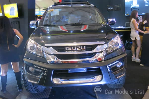 Isuzu Car Model
