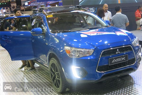 Mitsubishi ASX Car Model