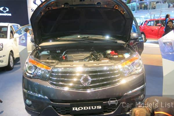 Rodius Car Model