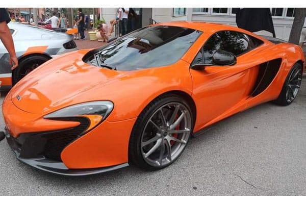 shiny-orange-car-model