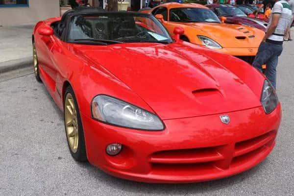 super-red-car