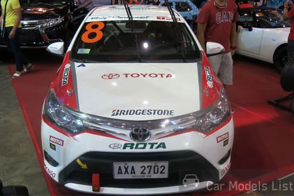 Toyota ROTA MIAS 2016