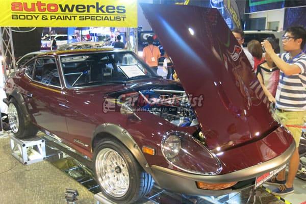 1978 nissan 280z