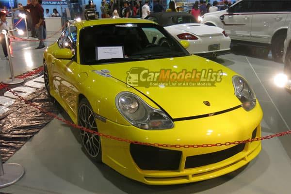 1999 Porsche Carrera 4