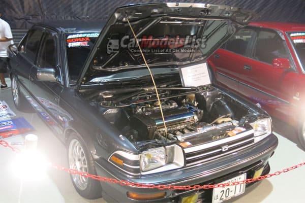 1991 Toyota Corolla AE92