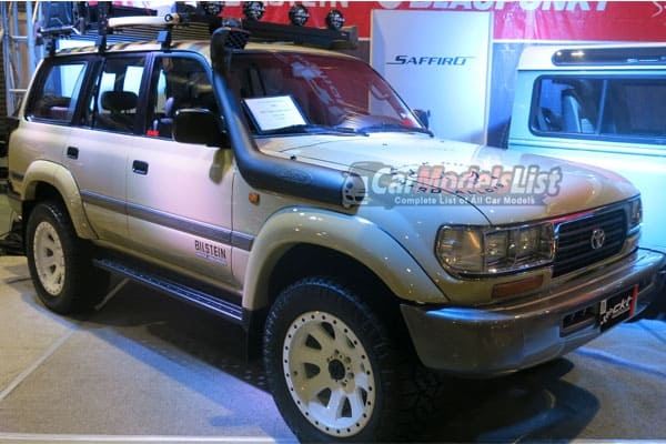 1996 toyota land cruiser vx