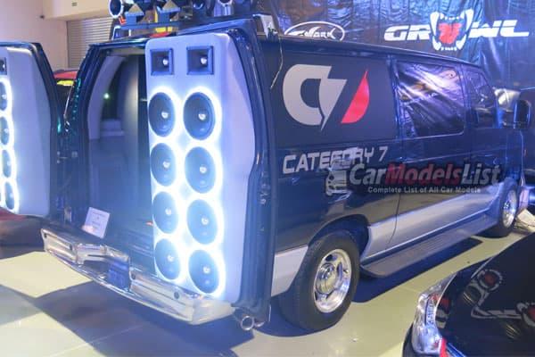 2007 ford e150