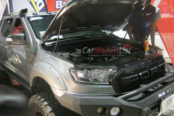 2016 ford ranger t7