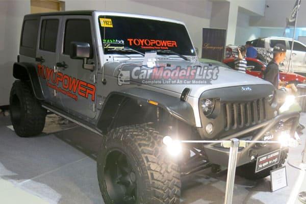 2016 jeep sahara