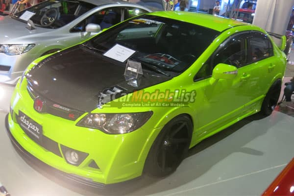 Honda Civic Car Model FD