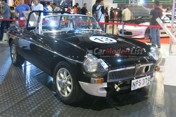 MGB 1965