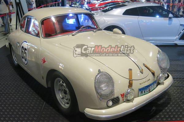 Porsche 356A 1956