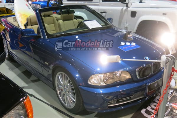 Prestige BMW Model