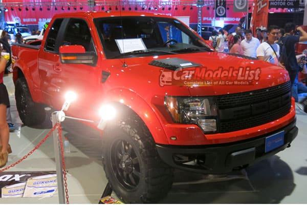 truck car model