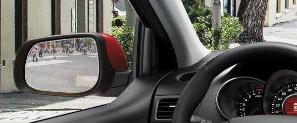 kia picanto outside rear view mirror