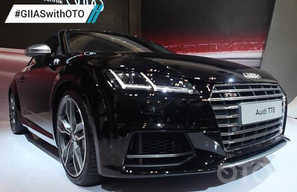 Audi TTS Car Model