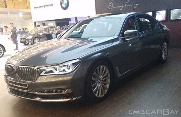 BMW 7-Series Car Model