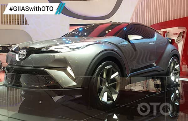 Honda C-hr Car Model