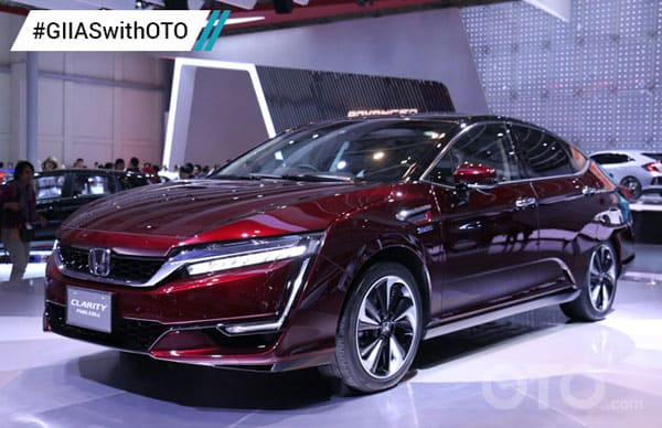 Honda Clarity Car Model